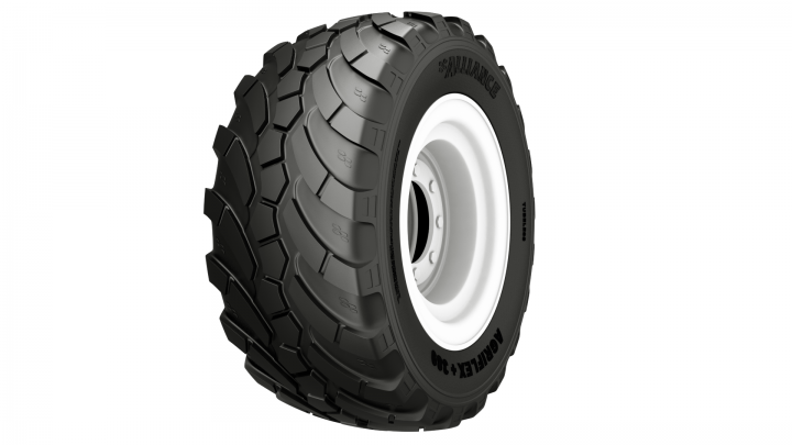 New sizes for Alliance 389VF: the 1st flotation tire with VF Technology now available in a wide range of sizes