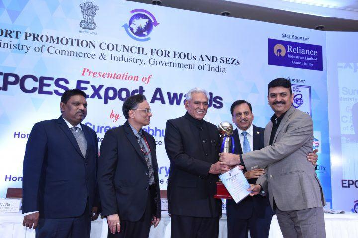 ATG wins export performance award