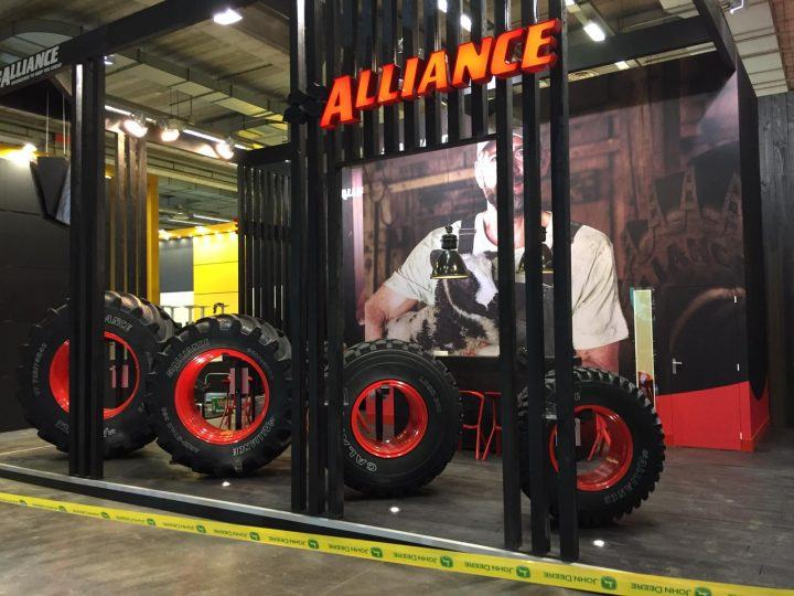 Alliance Tire Group at EIMA: Focus on soil protection, versatility, durability and best value for money