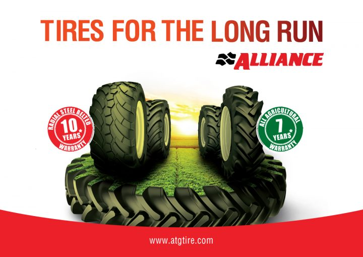 Tires for The Long Run: Alliance Tire Group Extends Warranty to 10 Years