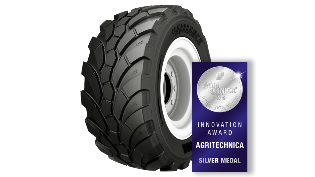 winner of Agritechnica Innovation Award