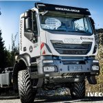 ALLIANCE 398 MPT Unlocks New Transportation Concept With Agro-Trucks