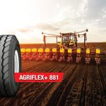 Alliance Introduces a New VF Implement Tire - The Agriflex+ 881