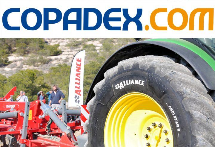 COPADEX devient distributeur à part entière des pneus ALLIANCE en France
