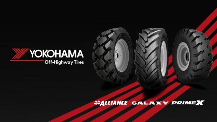 New identity unveiled for Yokohama OTR and Alliance Tire Group combined entity – 'Yokohama Off-Highway Tires'